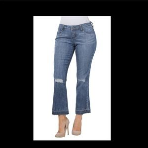 Dear John karlie crop jeans /Brand New With Tags